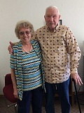 ESTACADA NEWS PHOTO: EMILY LINDSTRAND - Mary Ann and Leroy Layton celebrated their 62nd wedding anniversary on Jan. 15.