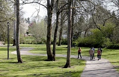 TIMES FILE PHOTO - Maintenance of Tigard's parks will now be paid for as a city utility, the same as water and sewer, the city said this week. Councilors have expressed concern about the fee, but said it's the best option for the short term budget needs of the city.