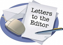 April 20 letters to the editor