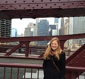 SUBMITTED PHOTO - Susan Michelle Folsom, a Sherwood High School, who is currently studying at the University of Utahs School of Medicine, School of Medicine, was selected as one of 14 medical students chosen by Fellowships at Auschwitz for the Study of Professional Ethics to travel to Poland this summer.