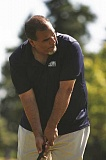 PHIL HAWKINS - Henry Bustamante is seen playing in the annual fundraising golf tournament for the Latino Education and Recreational Network. Bustamante, who serves on the board for L.E.a.R.N., was appointed to fill a vacancy on the Gervais School Board last week.