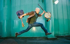 COURTESY PHOTO - Tony Furtado will bring an eclectic mix of bluegrass, country, rock, blues and more to the Walters Cultural Arts Center in Hillsboro May 6.
