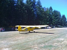 CONTRIBUTED PHOTO - The Sandy Kiwanis Fly In Cruise event will once again welcome big planes.