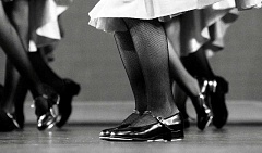 SUBMITTED PHOTO  - Tap dancing is a great way to explore dance and keep yourself in shape.