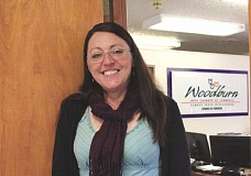 INDEPENDENT FILE PHOTO: TYLER FRANCKE - Holli Thomas asked that her contract as director of the Woodburn chamber be allowed to expire, after less than a year in the position.