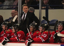 TRIBUNE FILE PHOTO: JONATHAN HOUSE - Mike Johnston is returning to the bench as coach and general manager of the Portland Winterhawks