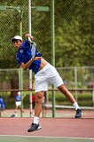 COURTESY: JEFF DAY - Dylan King of Grant High, who recently defended his PIL championship, goes into the OSAA Class 6A tournament as the No. 1 singles seed.