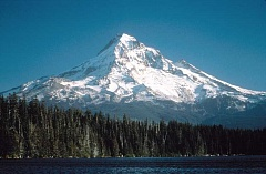 USGS - A series of small quakes began Sunday night and continued through Monday on Mt. Hood.