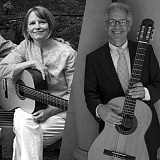 COURTESY PHOTO - Guitarists and Portland Community College faculty Pam Beaty and Peter Zisa will perform a concert inspired by Brazil at 7:30 p.m. May 25 on the PCC Rock Creek Campus.