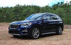 PORTLAND TRIBUNE: JEFF ZURSCHMEIDE - The 2016 BMW X1 is taller, wider and more aggressive looking than last year's model. It only comes with the company's sophisticated iDrive all-wheel-drive system.
