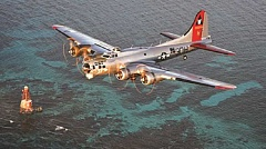 SUBMITTED - A World War II B17 bomber will touch down at Aurora State Airport June 2 and be open for tours and rides from June 3-5. Go to www.b17.org to find out more about booking a flight.