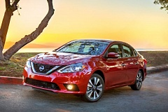 NISSAN MOTORS CORPORATION, USA - The 2016 Nissan Sentra is one of the better looking compacts today, especially with the SR package.