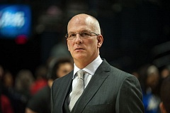 TRIBUNE FILE PHOTO: JAIME VALDEZ - Jay Triano, who is leaving the Trail Blazers coaching staff to work under 36-year-old Phoenix Suns coach Earl Watson, says the two developed a good connection when the veteran point guard finished his playing career with Portland in 2013-14.