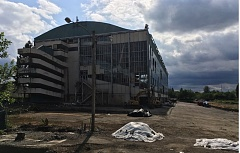 OUTLOOK FILE PHOTO - The former Multnomah Greyhound Park is scheduled for final demolition in early July. You have one last chance to take an up-close look before its gone. A public event is planned for Tuesday, June 28.