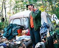 PAMPLN MEDIA GROUP FILE PHOTO - A new DHM Research survey finds most Oregonians think there are many causes of homelessness, and that it requires a multitude of solutions.