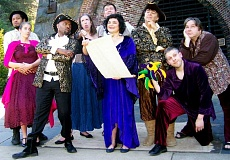 SUBMITTED PHOTO - Masque Alfresco will present The Trickster of Seville on Friday, Saturday and Sunday evenings at George Rogers Park through Aug. 7.