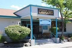 HOLLY M. GILL - The Jefferson County Library will celebrate its 100th anniversary on Monday, July 25.