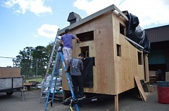 PMG FILE PHOTO - One citizen argues that tiny houses might best house the homeless.