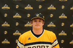 SUBMITTED PHOTO - Newberg High School graduate Chris Schrieber made his collegiate debut this spring, starting 18 games for Dordt College in Sioux Center, Iowa. A pitcher and catcher, Schrieber also played in the Carolina Shores Collegiate League in Myrtle Beach, S.C., helping lead his North Myrtle Beach Marauders to the league championship.