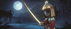 COURTESY PHOTO: FOCUS FEATURES/LAIKA - Laika animation studio, based in Hillsboro, is set to release its fourth feature length film 'Kubo and the Two Strings' next Friday. The film tells the story of a young boy who goes on an adventure to find a magical suit of armor.