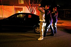 PORTLAND TRIBUNE FILE PHOTO - Incidents of gang violence have dropped sharply since an April sweep of known or suspected members.