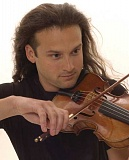 SUBMITTED PHOTOS - Rock violinist Aaron Meyer will perform Aug. 19 at Lajos Balogh Performance Shell at Marylhurst University. The concert is free and begins at 7 p.m.
