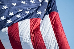 FILE PHOTO - Old Glory.