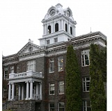 CENTRAL OREGONIAN FILE PHOTO - The Crook County Courthouse is an iconic fixture of Crook County.