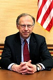 SUBMITTED PHOTO - Oregon Chief Justice Tom Balmer will be the guest speaker at the Oct. 8 AAUW Lake Oswego meeting. He will present information on the general welfare of Portland.