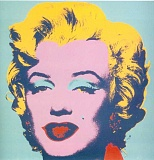 SUBMITTED PHOTO:  - This artwork, Marilyn Monroe (Marilyn), is one of the more famous prints created by Andy Warhol.