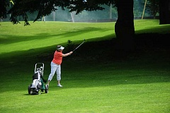 SUBMITTED PHOTO - Sign up now to compete in the sixth-annual GoLO Tournament, whcih is scheduled for Oct. 22 at the Lake Oswego Municipal Golf Course. This is an all-ages tourney.