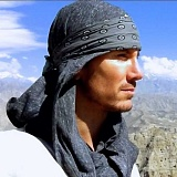 SUBMITTED PHOTO - Justin Alexander is shown while on a journey in Tibet. A world traveler and a skilled outdoorsman, Alexander is now missing in India.