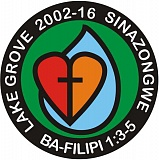 SUBMITTED PHOTO  - Go Team Zambia created this patch in honor of the partnership Lake Grove Presbyterian Church has with Sinazongwe.