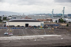 PORTLAND TRIBUNE: JONATHAN HOUSE - Developer Homer Williams says he has raidsed more than half the money needed to open at homeless shelter in the warehouse at Terminal 1 for six months.