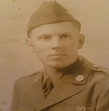 Melvin Duvall served in the Army between 1937 and '45 during World War II.