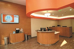 Patients of Legacy-GoHealth Urgent Care will like the bright and open feel of the clinics waiting area. Legacy-GoHealth just opened at West Linn Central Village.