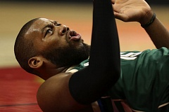 TRIBUNE FILE PHOTO: DAVID BLAIR - Greg Monroe of the Milwaukee Bucks is one of at least a handful of big men who could be available via trade for the Trail Blazers.