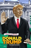 COURTESY: TIDALWAVE - 'Donald Trump: The Graphic Novel' explores parts of the new president's life.