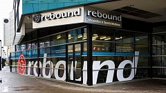 SUBMITTED PHOTO - Rebound currently treats many Southwest Portland-area patients at its Moda Center facility.