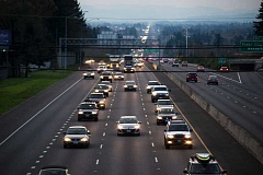 HILLSBORO TRIBUNE FILE PHOTO - Congestion has grown worse in Washington County, like this section of U.S. Highway 26 in Beaverton, leading Rep. Richard Vial to propose a new solution to the problem in March.