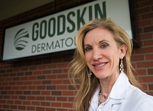 OUTLOOK PHOTO: JOSH KULLA - Goodskin Dermatology is filled with products and treatments for a huge array of skin issues.