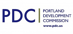 COURTESY - Portland Development Commission logo