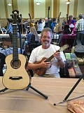 SUBMITTED PHOTOS  - Youll see big and small handmade musical instruments at the NW Handmade Musical Instrument Exhibit taking place April 29 and 30 at Marylhurst University.