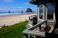 The Stephanie Inn at Cannon Beach is offering edible adventures this spring and summer.