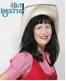 SUBMITTED PHOTO  - Mary Cameron and her five-piece band will present Hey, Loretta! as a fundraiser for the Oregon Food Bank at Broadway Rose Theatre May 18 and 21.