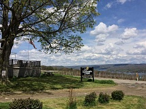 LINDSAY KEEFER - Dr. Konstantin Frank's winery sits on a hill overlooking Keuka Lake, one of the Finger Lakes, in upstate New York, near where Editor Lindsay Keefer grew up. She revisited the area earlier this month.