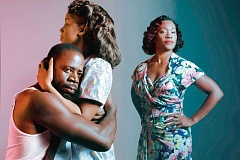 SUBMITTED PHOTO  - Deidrie Henry will play Blanche in Portland Center Stages A Streetcar Named Desire opening May 14.