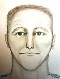 PPB SUSPECT SKETCH - Police are looking for the man in this forensic sketch, whom they say attacked a woman taking on a walk in her neighborhood just north of Powell Boulevard.