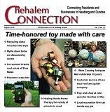 (Image is Clickable Link) Chehalem Connection August 2016