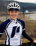 COURTESY: JOEL FLETCHER - When she's not studying biochemistry at the University of Portland, Clara Honsinger is an accomplished cyclocross competitor.